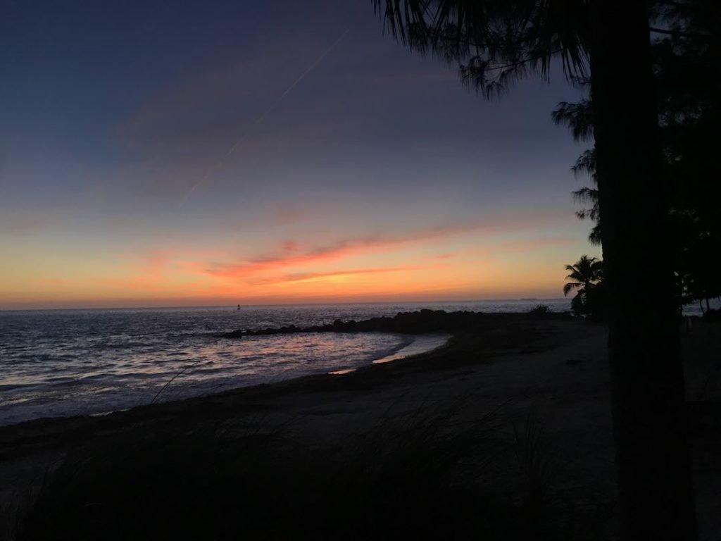 Fort Zach Sunset